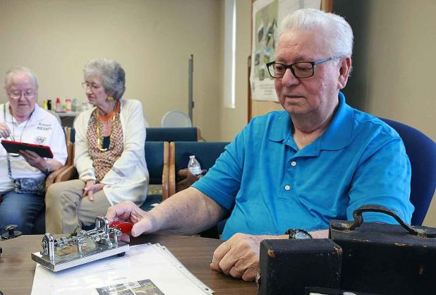 From the Editor: Ham radio operators take part in nationwide