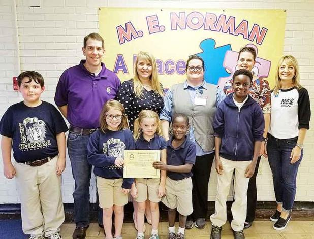 Me Norman School Morgan City