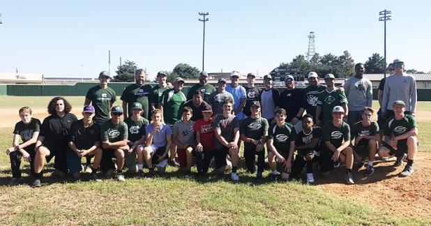 Morgan City High School holds alumni baseball game and ...