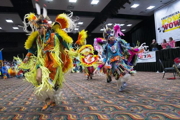 Chitimacha Presents 4th Pow Wow Event St Mary Now
